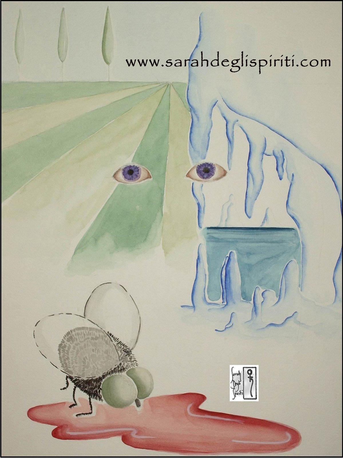 Progetto per Le vocali di A. Rimbaud