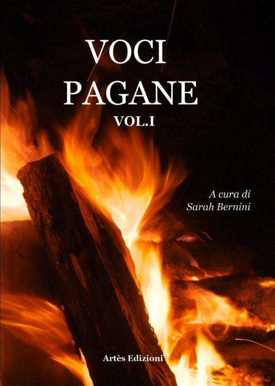 Copertina Voci Pagane I (prima versione)