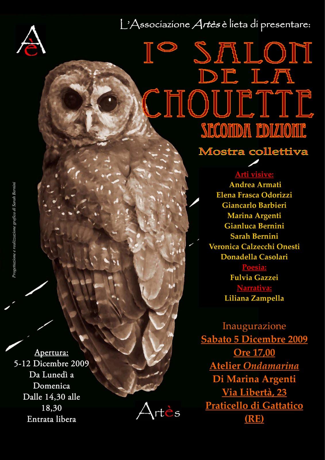 I° Salon de la Chouette, seconda edizione
