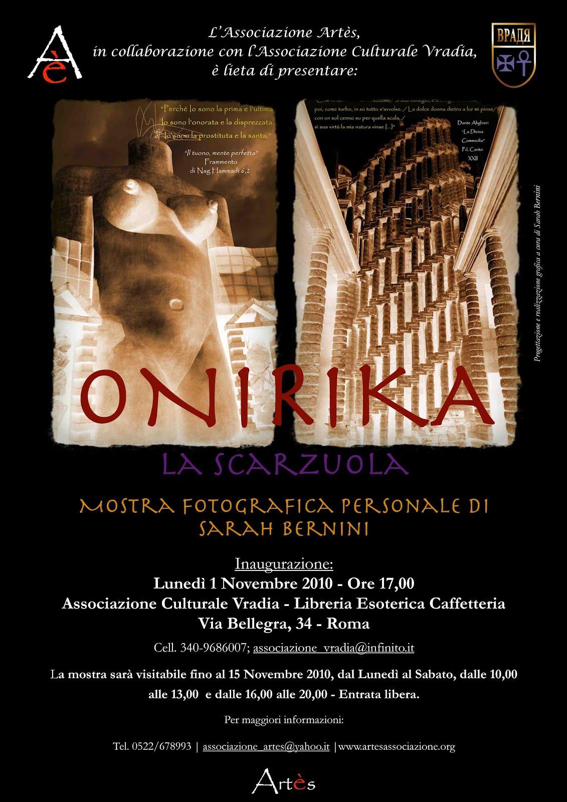 Mostra Onirika