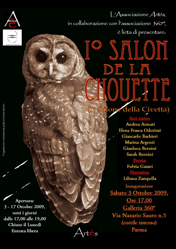I° Salon de la Chouette