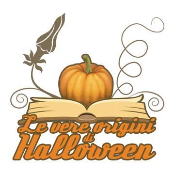 Logo Le vere origini di Halloween