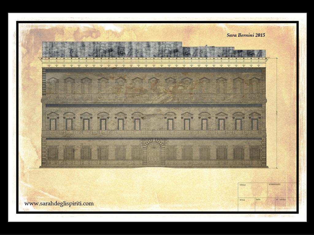 Esercitazione texture by Sarah Bernini/Sarah Degli Spiriti.